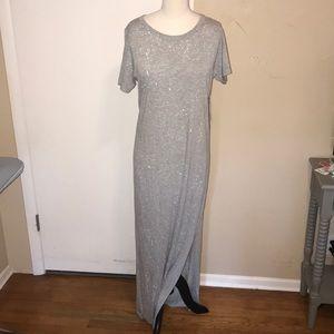 Rachel Roy T-shirt dress with side slit 🔥💕